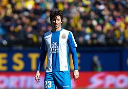 February 3, 2019 - Vila-Real, Castellon, Spain - Esteban Granero  of RCD Espanyol during the La Liga match between Villarreal and Espanyol at Estadio de la Ceramica on February 3, 2019 in Vila-real, Spain. (Credit Image: © AFP7 via ZUMA Wire)