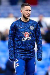 Eden Hazard of Chelsea - Mandatory by-line: Robbie Stephenson/JMP - 17/03/2019 - FOOTBALL - Goodison Park - Liverpool, England - Everton v Chelsea - Premier League