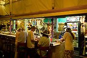Restaurant Calypso's auf Key Largo Besitzer Bron White und Todd Lollis..Florida 2009..Foto © Stefan Falke.