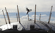 Travis Pastrana - World's First Motorcycle Backflip Between Two Barges