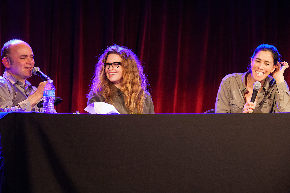 The Todd Barry Podcast with Sarah Silverman, Natasha Lyonne, Andy Borowitz, Nick Turner - The Bell House - October 29, 2013