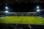 The Hawthorns before the EFL Sky Bet Championship match between West Bromwich Albion and Stoke City at The Hawthorns, West Bromwich, England on 20 January 2020.