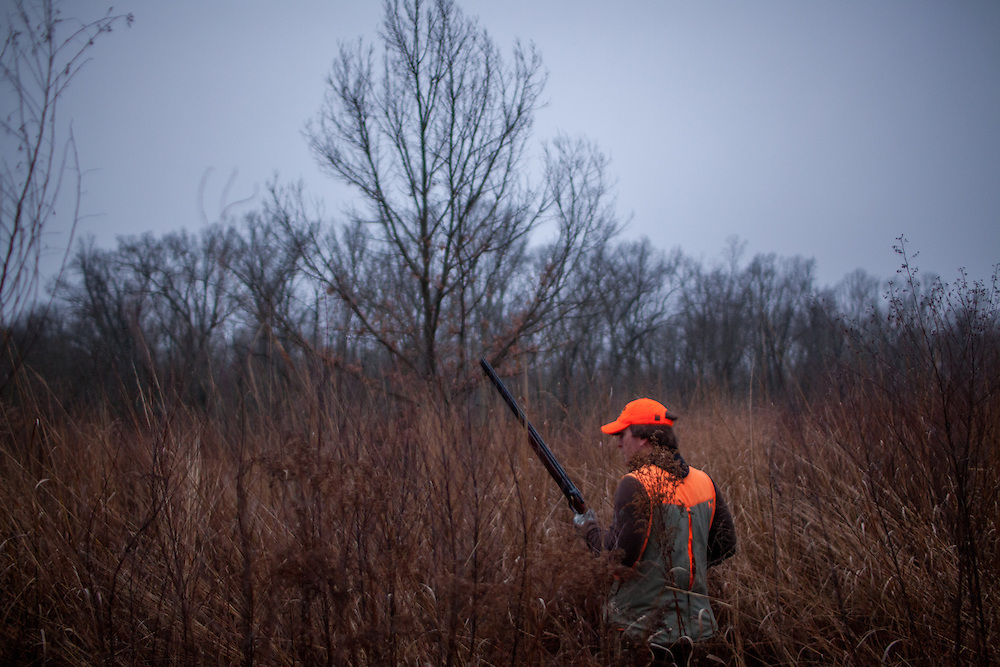Woodcock Hunt with friends