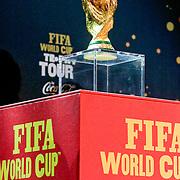 Trophée Tour Coupe du Monde de Foot
