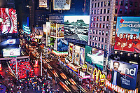 Times Square (Night), 7th Avenue & Broadway