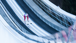 31.12.2016, Schattenbergschanze, Oberstdorf, GER, FIS Weltcup Ski Sprung, Vierschanzentournee, Oberstdorf, Training, im Bild Robert Johansson (NOR) // Robert Johansson of Norway during his Practice Jump for the Four Hills Tournament of FIS Ski Jumping World Cup at the Schattenbergschanze in Oberstdorf, Germany on 2016/12/31. EXPA Pictures © 2016, PhotoCredit: EXPA/ Jakob Gruber