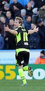 Huddersfield Town v Leeds United 011212