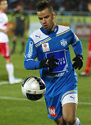 04.12.2011, Stadion, Wiener Neustadt, AUT, 1. FBL, SC Wiener Neustadt vs RB Salzburg, im Bild Tomas Simkovic, (SC Magna Wiener Neustadt, #8) during the Austrian Bundesliga Match, SC Wiener Neustadt against RB Salzburg, Stadium, Wiener Neustadt near Vienna, Austria on 2011-12-04, EXPA Pictures © 2011, PhotoCredit: EXPA/ S. Woldron