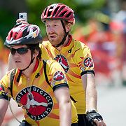 June 17-19, 2011 - Maine, USA : Day 3 of the 2011 Trek Across Maine - Photographed for the American Lung Association of New England. This image is copyrighted. To inquire about purchasing a print, or licensing an image, please email karsten@karstenmoran.com or visit WWW.TREKIMAGES.COM