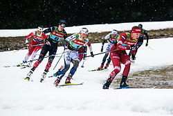 Jonna Sundling (SWE) during Ladies team sprint race at FIS Cross Country World Cup Planica 2019, on December 22, 2019 at Planica, Slovenia. Photo By Peter Podobnik / Sportida