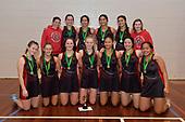 20170819 Hutt Valley Netball Premier 1 Championship - Sacred Heart College v  St Oran's College