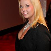 NLD/Hilversum/20120223 - Voorjaarspresentatie RTL5 2012, Britt Davids ,