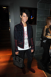 PIERS HARGREAVES-ADAMS at the Tatler Little Black Book Party held at Chinawhite, 4 Winsley Street, London on 20th November 2009.