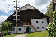 Schramlhaus, Wolfsteiner Heimatmuseum, altes Bauernhaus, Freyung, Bayerischer Wald, Bayern, Deutschland | Schramlhaus, museum, old farm house,  Freyung, Bavarian Forest, Bavaria, Germany