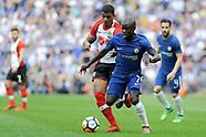 Chelsea v Southampton 22/04/2018
