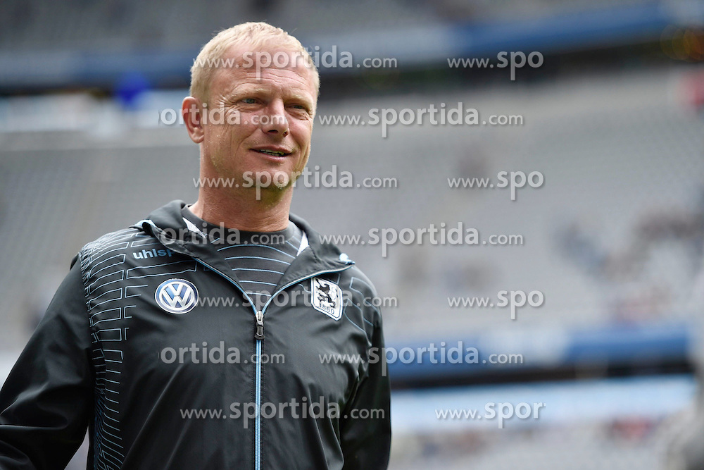 17.05.2015, Allianz Arena, Muenchen, GER, 2. FBL, 1860 Muenchen vs 1. FC Nuernberg, 33. Runde, im Bild Torsten Froehling, Trainer (TSV 1860 Muenchen), Portrait, // during the 2nd German Bundesliga 33th round match between 1860 Muenchen and 1. FC Nuernberg at the Allianz Arena in Muenchen, Germany on 2015/05/17. EXPA Pictures &copy; 2015, PhotoCredit: EXPA/ Eibner-Pressefoto/ Buthmann<br /> <br /> *****ATTENTION - OUT of GER*****