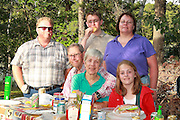 One of 250 selected images from the Coleman/Ward family reunions that occurred as close to annually as possible between 1998 and 2012. Precious memories!!