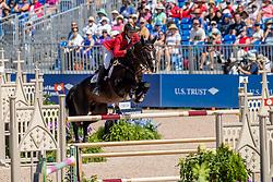 Philippaerts Nicola, BEL, Chilli Willi<br /> World Equestrian Games - Tryon 2018<br /> © Hippo Foto - Sharon Vandeput<br /> 21/09/2018