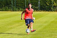 Sebastien Wuthrich  - 30.06.2015 - Reprise de Montpellier - 2015/2016<br />Photo : Alexandre Dimou / Icon Sport