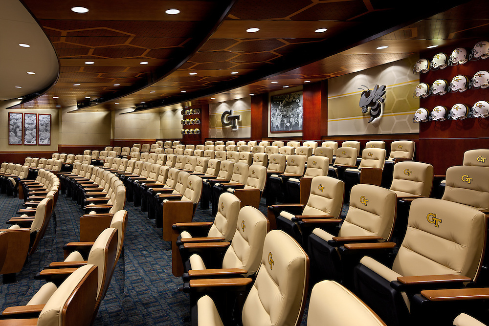 GA Tech Football Meeting Room 02 - Atlanta, GA
