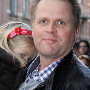 NLD/Amsterdam/20111117 - Inloop Bennie Stout in premiere voor Sinterklaas, Patrick Stoof