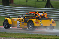 #16 Robert HISCOCK Caterham Supersport  during CSCC Gold Arts Magnificent Sevens  as part of the CSCC Oulton Park Cheshire Challenge Race Meeting at Oulton Park, Little Budworth, Cheshire, United Kingdom. June 02 2018. World Copyright Peter Taylor/PSP.