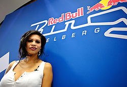 14.05.2011, Red Bull Ring, Spielberg, AUT, RED BULL RING, SPIELBERG, EROEFFNUNG, im Bild Nina Bruckner alias Bambi // during the official Opening for the Red Bull Circuit in Spielberg, Austria, 2011/05/14, EXPA Pictures © 2011, PhotoCredit: EXPA/ S. Zangrando