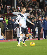 Dundee&rsquo;s Kevin Thomson - Hearts v Dundee - SPFL Premiership at Tynecastle<br /> <br />  - &copy; David Young - www.davidyoungphoto.co.uk - email: davidyoungphoto@gmail.com