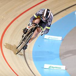 17-12-2016: Wielrennen: Veldrijden: Antwerpen<br /> APELDOORN (NED) wielrennen <br /> Shanne Braspennicx in de kwalificatie sprint