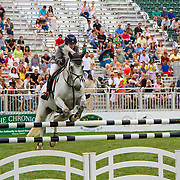 The Hampton Classic Horse Show each summer in Bridgehampton, New York.
