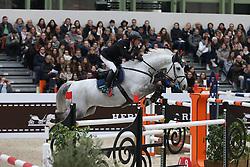Dreher Hans Dieter, (GER), Cool and Easy<br /> Grand Prix Hermes <br /> Saut Hermes Paris 2016<br /> © Hippo Foto - Counet Julien