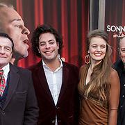 NLD/Amsterdam/20150208 - Herpremiere Sonneveld, Johnny Kraaykamp, ........... en Henk Poort