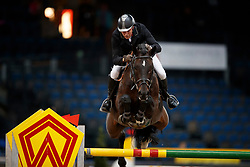 Whitaker, John (GBR) Argento<br /> Stuttgart - German Masters 2016<br /> © www.sportfotos-lafrentz.de