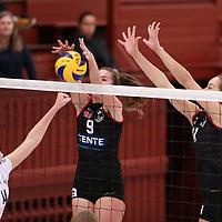 2018-12-11: Elite Volley Aarhus - Gentofte Volley - Volleyligaen