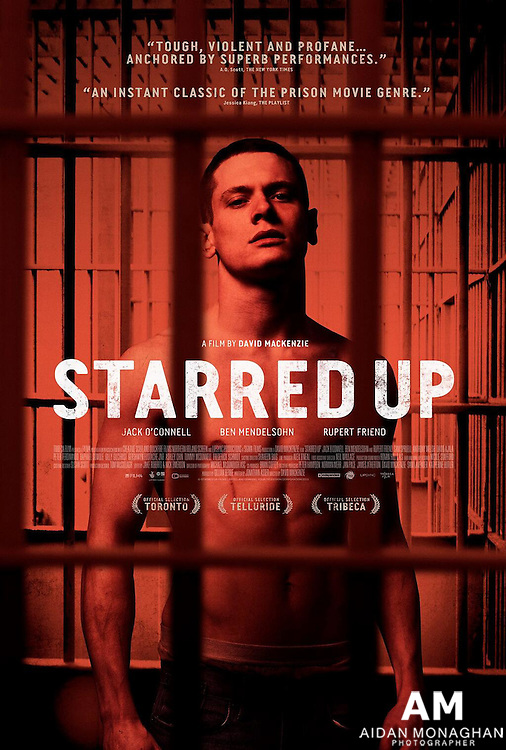 Starred Up (2013) film Poster  - Stills &amp; Specials<br />