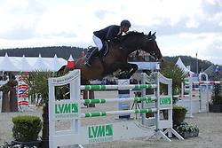 Stevens Mario, (GER), Credo 17<br /> CSI4* Qualifikation DKB-Riders<br /> Horses & Dreams meets Denmark - Hagen 2016<br /> © Hippo Foto - Stefan Lafrentz