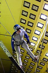 19.10.2013, Klima Wind Kanal, Wien, AUT, OESV, Nordische Kombination Skisprungtraining im Wind Kanal, im Bild Bernhard Gruber // during the Skijump training in the Climatic Wind Tunnel, Austria 20131019. EXPA Pictures © 2013, PhotoCredit: EXPA/ Sascha Trimmel