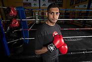 2014 Boxer Amir Khan
