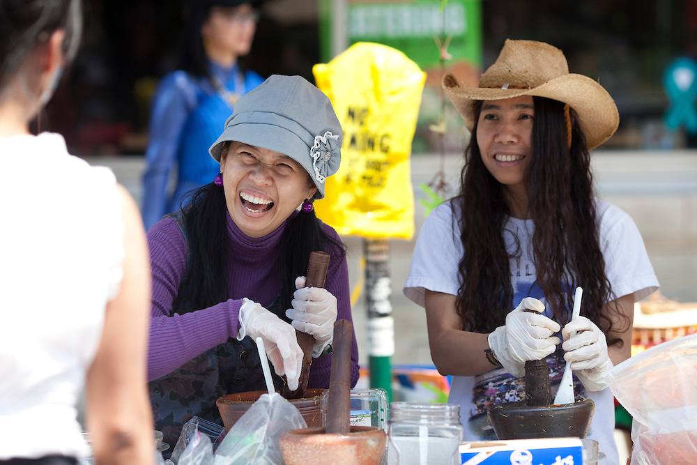 International Street Festival 2012.