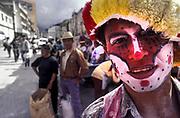 Festival of Blancos y Negros, Pasto, Nariño