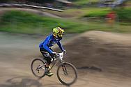 Mountain Bike e Trials World Championships , qualifiche four Cross, Milani Mario, Commezzadura 8 settembre 2016 © foto Daniele Mosna
