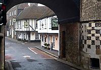SANDWICH (GB) - City, town COPYRIGHT KOEN SUYK