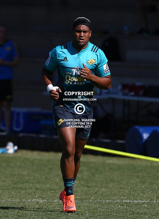 DURBAN, SOUTH AFRICA, 5, May 2016 - Julian Savea during the Hurricanes training session held at Northwood School Durban North , (Photographer Steve Haag) <br /> <br /> Images for social media must have consent from Steve Haag