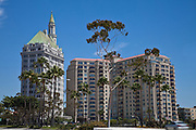 The Villa Riviera In Downtown Long beach