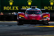 January 24-28, 2018. IMSA Weathertech Series ROLEX Daytona 24. 77 Mazda Team Joest, Mazda DPi, Oliver Jarvis, Tristan Nunez, Rene Rast