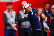 Chella Choi during the Ricoh Women's British Open at Royal Lytham and St Annes Golf Club, Lytham Saint Annes, United Kingdom on 2 August 2018. Picture by Simon Davies.
