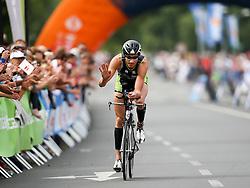 03.07.2011, Ironman Austria, Klagenfurt, Kaernten, im Bild MIchael Weiss, AUT, EXPA Pictures © 2011, PhotoCredit: EXPA/ M. Kuhnke