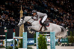 PHILIPPAERTS Olivier (BEL), H&M Legend of Love<br /> Paris - FEI World Cup Finals 2018<br /> Longines FEI World Cup Jumping Final III<br /> www.sportfotos-lafrentz.de/Stefan Lafrentz<br /> 15. April 2018
