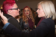 SUE BLACK; JESS WAHLS; BRIONY KIMMINGS, The Other Club, Kingly Court, Soho. London. 15 November 2013