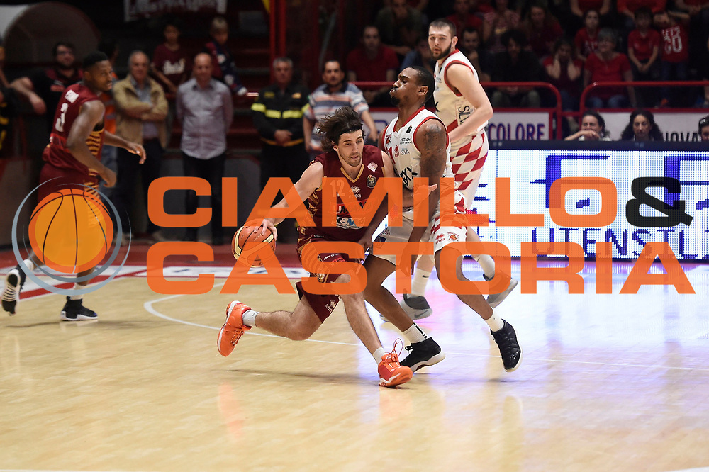 Ariel Filloy<br /> The Flexx Pistoia Basket - Umana Reyer Venezia<br /> Lega Basket Serie A 2016/17<br /> Pistoia, 19/05/2017<br /> Foto Ciamillo-Castoria